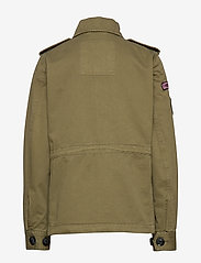 Svea - K. Army Jacket - denimjakker - army - 1
