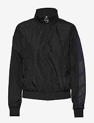 Svea - U. Dark Windbreaker Jacket - lichte jassen - black - 1