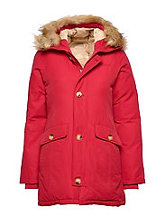 Miss Smith Jacket - RED
