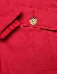 Svea - Miss Smith Jacket - dunkappor - red - 3