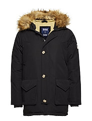 Smith Jacket - BLACK