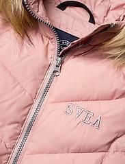 Svea - Whitehorse JR Jacket - puffer & padded - pink - 6