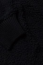 Svea - Ophelia Pile Hood - hoodies - dark navy - 4
