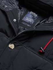 Svea - Carter Jacket - parka's - navy - 4