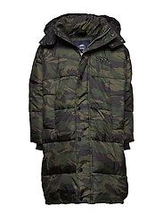 Cleo JR Jacket - CAMMO