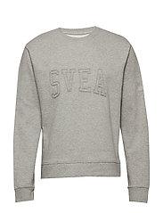Sixten Sweatshirt - GREY MELANGE