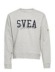 Max sweatshirt - GREY MELANGE