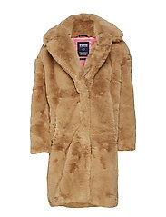 Jackie coat - BEIGE