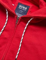 Svea - Malaga Zip Hood - bluzy z kapturem - bright red - 2