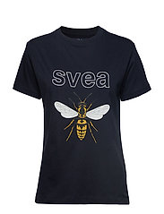 Insect Tee - NAVY