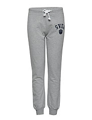 Phoenix JR Sweat Pants - GREY MELANGE