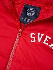 Svea - Tucson JR Jacket - puffer & padded - red - 9