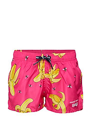 Åhus JR Shorts - CERISE