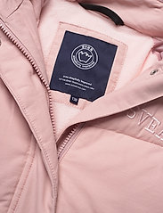 Svea - Short Padded JR Jacket - puffer & padded - soft pink - 6