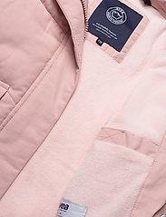 Svea - Short Padded JR Jacket - puffer & padded - soft pink - 8