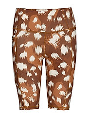 Svea Sport Shorts - BROWN DEER