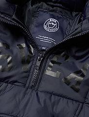 Svea - K. Quilted Anorak Hood Jacket - dunjakker & forede jakker - navy - 5