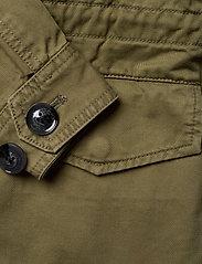 Svea - K. Army Jacket - denimjakker - army - 5