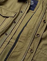 Svea - K. Army Jacket - denimjakker - army - 6