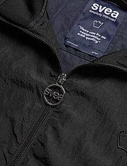 Svea - U. Dark Windbreaker Jacket - lichte jassen - black - 4