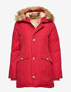 Miss Smith Jacket - gewatteerde jassen - red