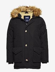 Smith Jacket - BLACK