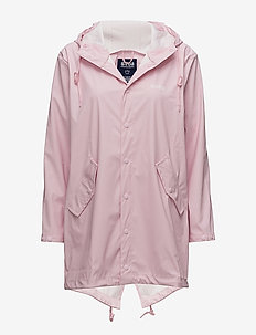 Claire Rainbow - parkasjackor - light pink