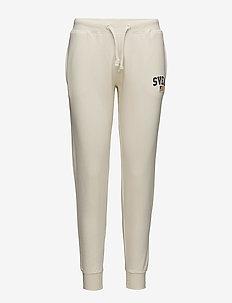 Maj Sweat Pants - ANTIQUE WHITE