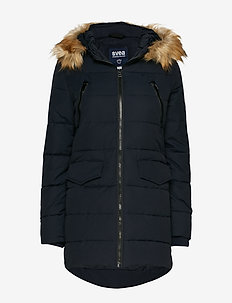 Joy Jacket - parka coats - navy