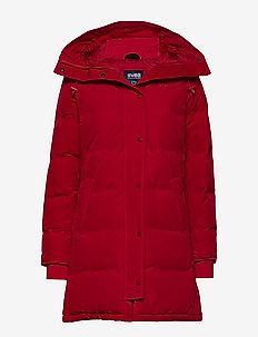 Ida Jacket - RED