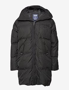 Franklin jacket - BLACK