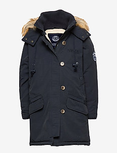 Billie Jr Jacket - NAVY