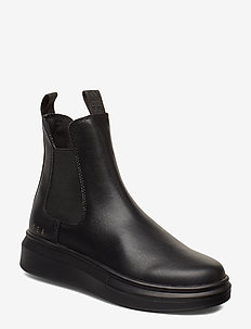 Charlie High - chelsea boots - black