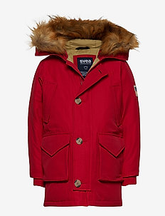 Smith JR Jacket - RED