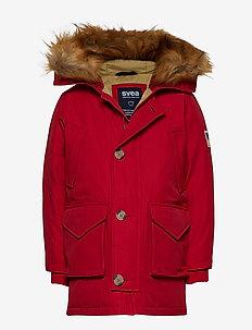Smith JR Jacket - parkas - red