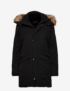 Eureka Jacket - parki - black