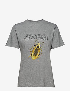 Insect Tee - GREY MELANGE