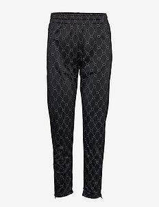 Edinburgh Pants - casual byxor - black
