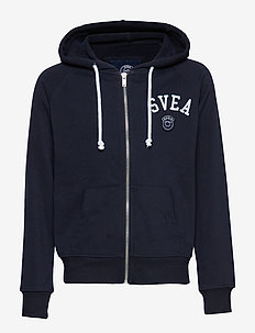 Dallas JR Zip Hood - NAVY
