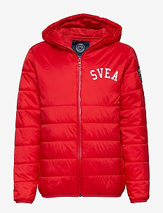 Tucson JR Jacket - RED
