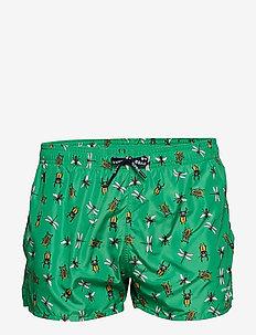 Bali Shorts - GREEN