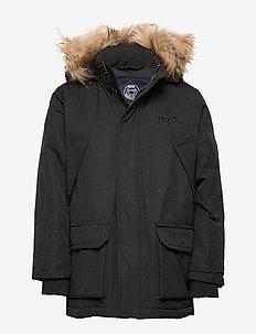 Benson JR Jacket - BLACK