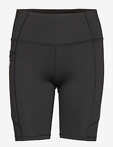 Svea Sport Shorts - BLACK