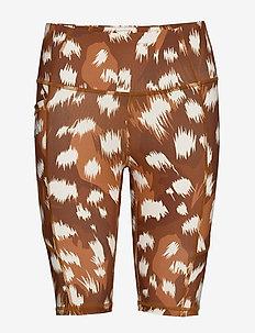 Svea Sport Shorts - spodenki treningowe - brown deer