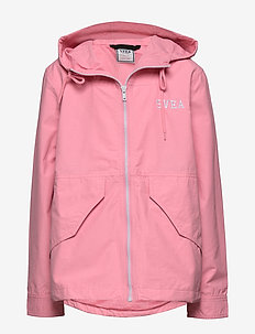 Arild junior jacket - windbreaker - pink