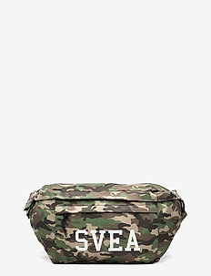 SVEA JR WAISTBAG - CAMO PRINT