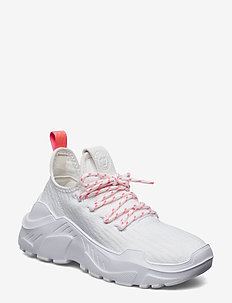 Fly Sneaker - WHITE/PINK