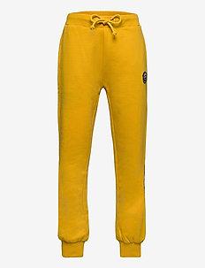 Logo JR Sweatpants - sweatpants - yellow