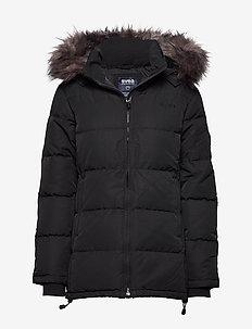 Alicia New Jacket - BLACK