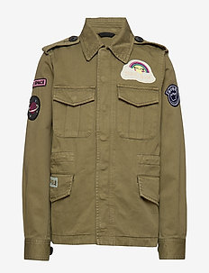 K. Army Jacket - denimjakker - army